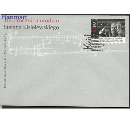 Znaczek Polska 2011 Mi 4510Sl Fi 4360I FDC