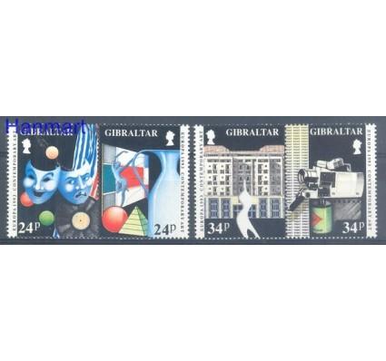 Znaczek Gibraltar 1993 Mi 654-657 Czyste **