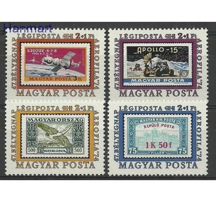 Znaczek Węgry 1974 Mi 2990-2993 Czyste **