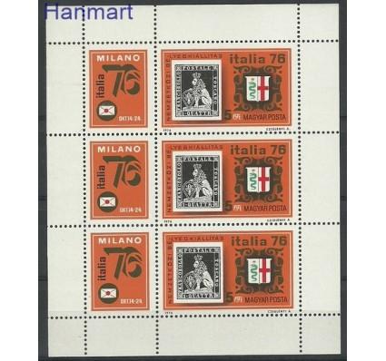 Znaczek Węgry 1976 Mi ark 3143 Czyste **