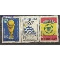 Urugwaj 1979 Mi 1542-1544 Czyste **