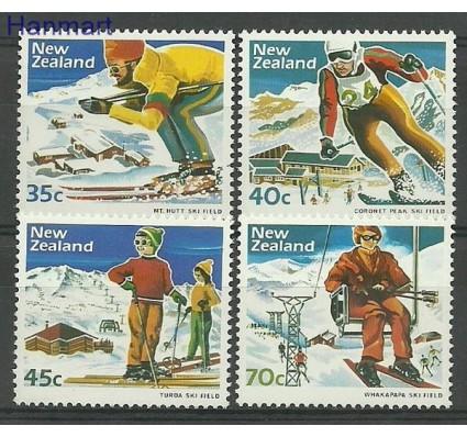Znaczek Nowa Zelandia 1984 Mi 897-900 Czyste **