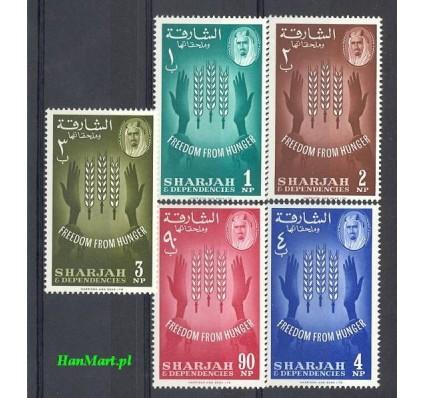 Sharjah 1963 Mi 35-39 Czyste **