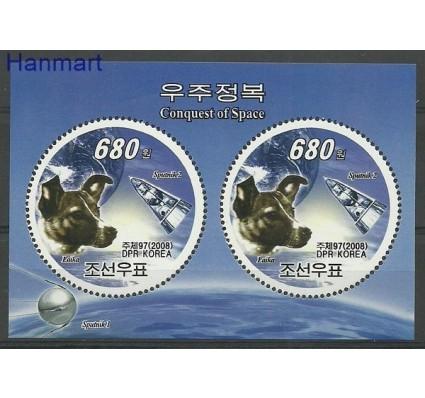 Znaczek Korea Północna 2008 Mi bl 697 Czyste **