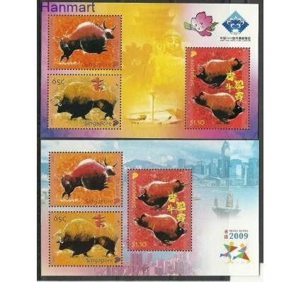 Znaczek Singapur 2009 Mi 1838-1840 Czyste **