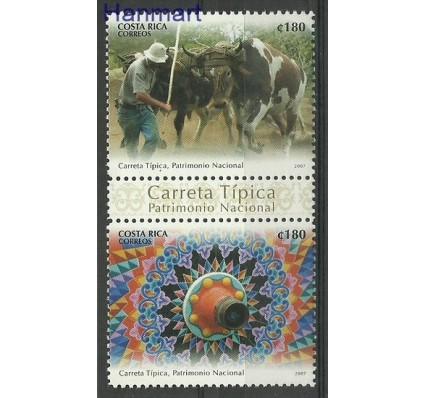 Znaczek Kostaryka 2007 Mi 1688-1689 Czyste **