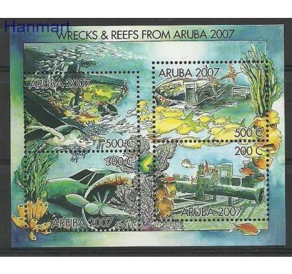 Znaczek Aruba 2007 Mi bl 7 Czyste **