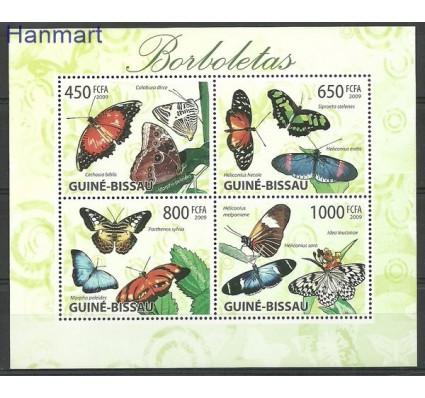 Znaczek Gwinea Bissau 2009 Mi 4504-4507 Czyste **