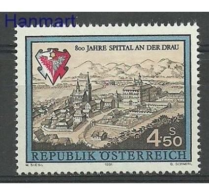 Znaczek Austria 1991 Mi 2024 Czyste **