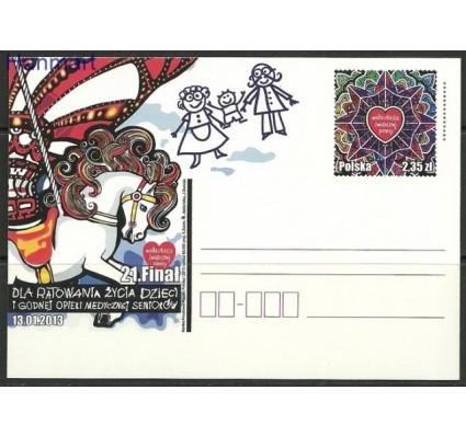Znaczek Polska 2013 Fi Cp 1628 Całostka pocztowa
