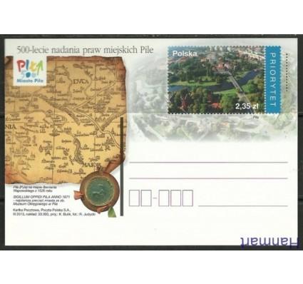 Znaczek Polska 2013 Fi Cp 1635 Całostka pocztowa