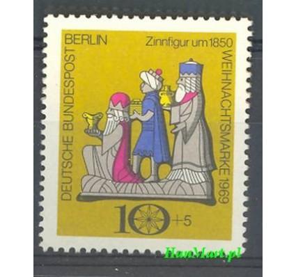 Znaczek Berlin Niemcy 1969 Mi 352 Czyste **