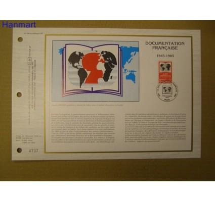 Znaczek Francja 1985 Mi 2522 Pierwszy dzień wydania