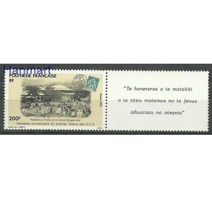 Znaczek Polinezja Francuska 1992 Mi zf 621 Czyste **