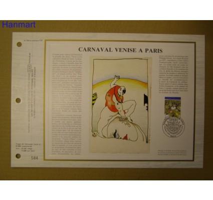 Znaczek Francja 1986 Mi 2531 Pierwszy dzień wydania