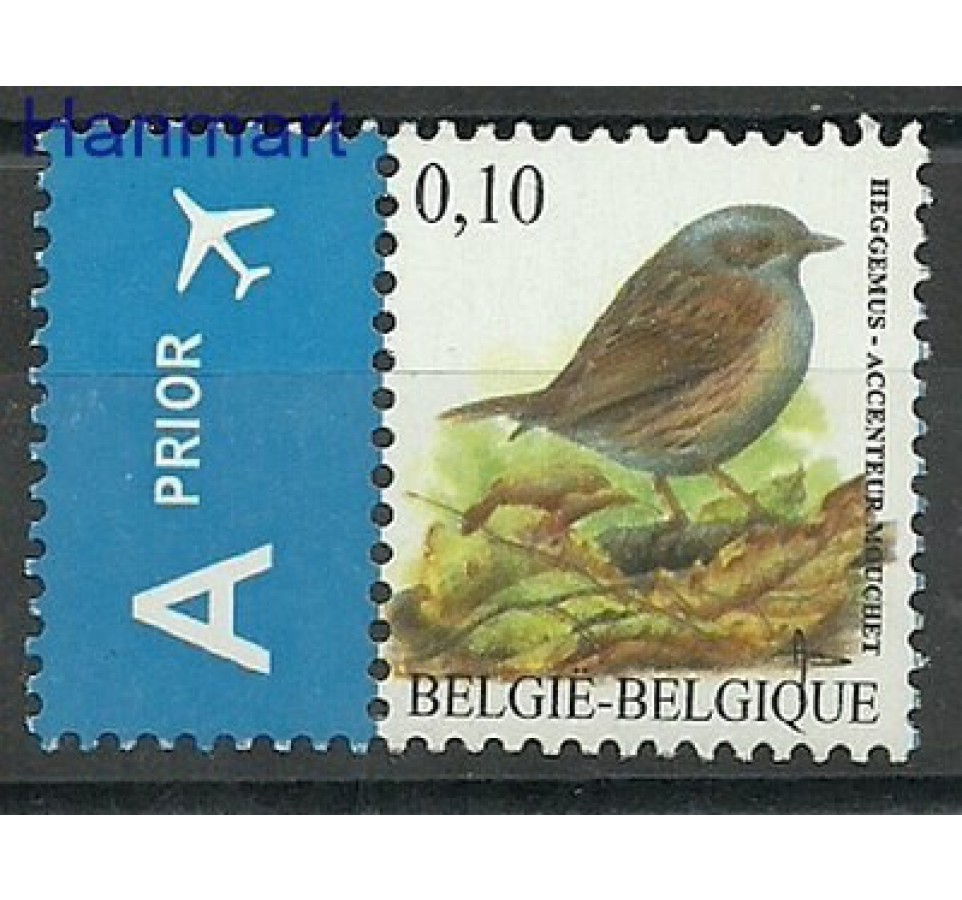 Belgia 2008 Mi 3796 Czyste **