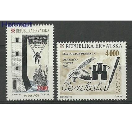 Chorwacja 1994 Mi 274-275 Czyste **