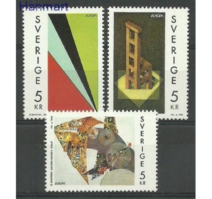 Znaczek Szwecja 1993 Mi 1778-1780 Czyste **
