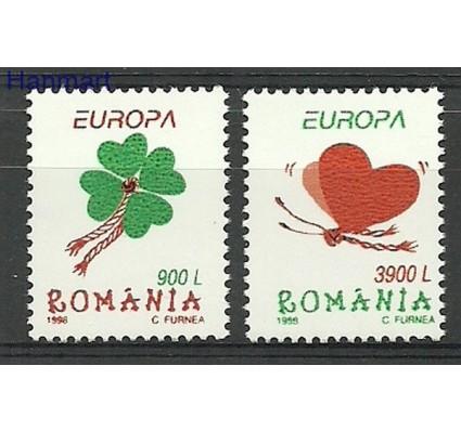 Znaczek Rumunia 1998 Mi 5297-5298 Czyste **