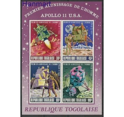 Znaczek Togo 1969 Mi bl 40 Czyste **