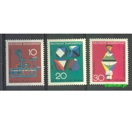 Znaczek Niemcy 1968 Mi 546-548 Czyste **