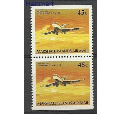 Znaczek Wyspy Marshalla 1989 Mi 220D Czyste **