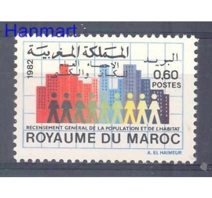 Znaczek Maroko 1982 Mi 1003 Czyste **