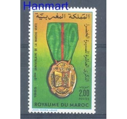 Znaczek Maroko 1985 Mi 1081 Czyste **