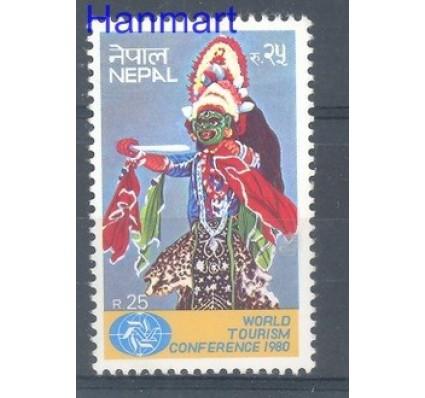 Znaczek Nepal 1980 Mi 404 Czyste **