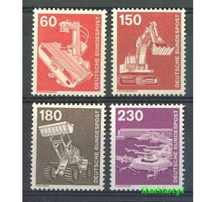 Znaczek Niemcy 1978 Mi 990-994 Czyste **