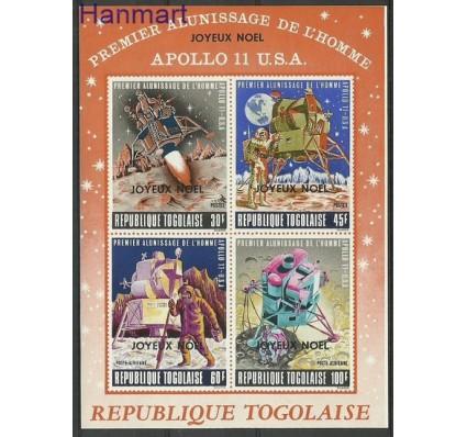 Znaczek Togo 1969 Mi bl 44 Czyste **