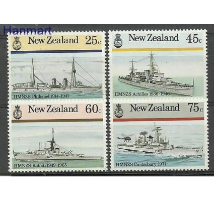 Znaczek Nowa Zelandia 1985 Mi 945-948 Czyste **