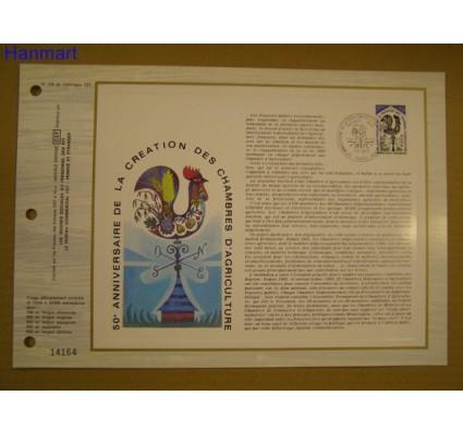 Znaczek Francja 1973 Mi 1858 Pierwszy dzień wydania