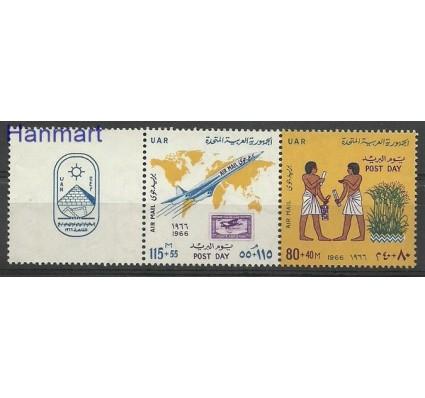 Znaczek Egipt 1966 Mi 815-816 Czyste **