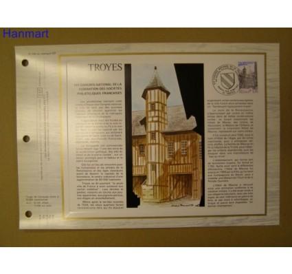 Znaczek Francja 1978 Mi 2100 Pierwszy dzień wydania