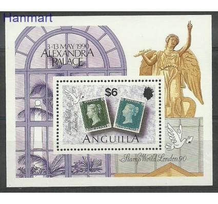 Znaczek Anguilla 1990 Mi bl 86 Czyste **