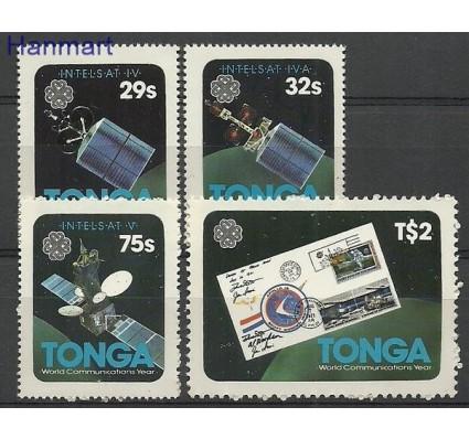 Znaczek Tonga 1983 Mi 855-858 Czyste **