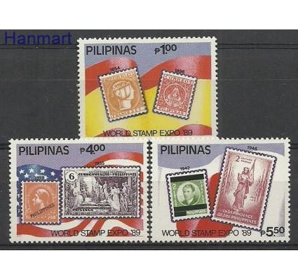 Znaczek Filipiny 1989 Mi 1963-1965 Czyste **