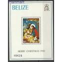 Belize 1980 Mi bl 27 Czyste **