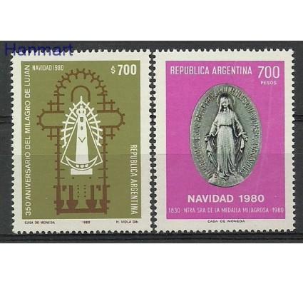 Znaczek Argentyna 1980 Mi 1498-1499 Czyste **