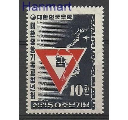 Znaczek Korea Południowa 1953 Mi 167 Z podlepką *