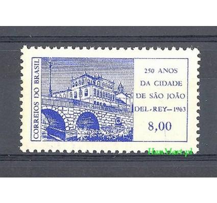 Znaczek Brazylia 1963 Mi 1048 Czyste **