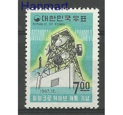 Znaczek Korea Południowa 1967 Mi 604 Czyste **