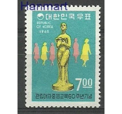 Znaczek Korea Południowa 1968 Mi 636 Czyste **