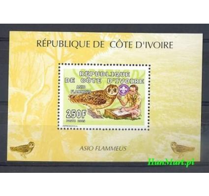 Znaczek Wybrzeże Kości Słoniowej 2005 Mi bl 67 Czyste **