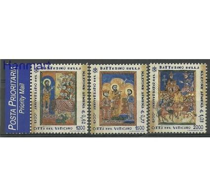 Znaczek Watykan 2001 Mi 1366-1368 Czyste **