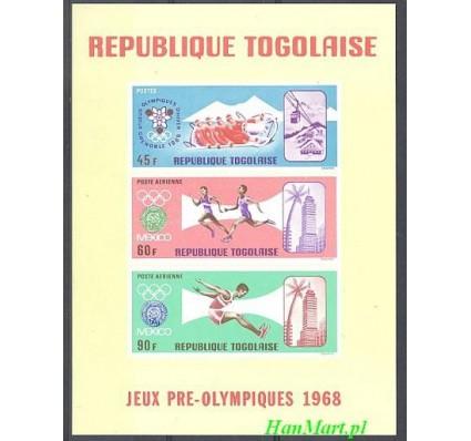 Znaczek Togo 1967 Mi bl 32 Czyste **