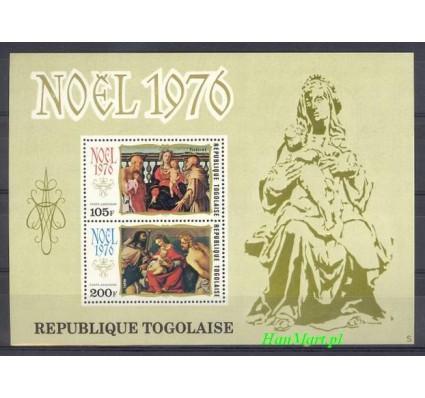 Znaczek Togo 1976 Mi bl 108 Czyste **