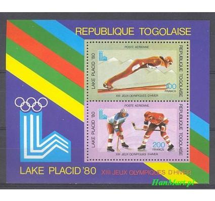 Znaczek Togo 1980 Mi bl 151 Czyste **