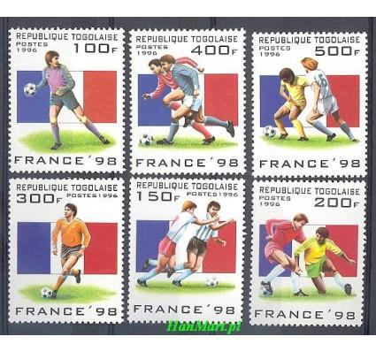 Znaczek Togo 1996 Mi 2389-2394 Czyste **